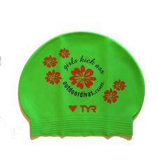 Outdoor DIVAS Swim Cap...LOVE #swim