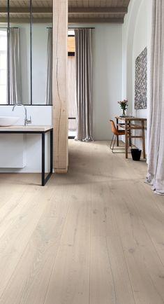Beautiful Quick Step Hardwood Flooring   Imperio U0027Everest White Oak Extra Mattu0027  (IMP3793