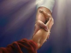 """""""Will ye not now return unto me, and repent of your sins, and be converted, that I may heal you?"""" (3 Ne. 9:13; the Book of Mormon: Another Testament of Jesus Christ) The 'Good News' is that no matter what happens in life-no matter how difficult things get-""""his hand is stretched out still."""" He'll never give up on us, and will always be there... inviting us to reach up, take His hand, to become """"encircled about eternally in the arms of his love."""""""