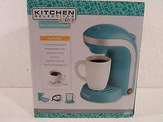 single serve coffee maker - Google Search