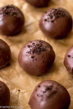 These Easy Oreo Truffles are one of the easiest and most delicious desserts that are just perfect for any occasion!