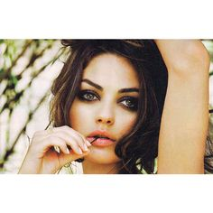 Mila Kunis Gallery & Pictures | FHM.com ❤ liked on Polyvore featuring mila kunis, people, models, girls and pictures