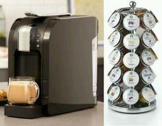 Starbucks Verismo Coffee Brewer 580, 30 Single Serve Capsule Pods & Carousel EUC in Home & Garden, Kitchen, Dining & Bar, Small Kitchen Appliances   eBay