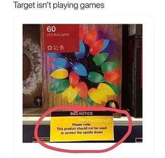 Oml this is funny I want to see this at our target