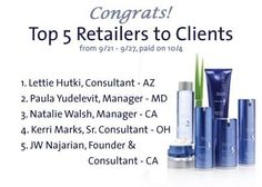 Apriori is so rewarding! I love what I do! Be apart of my journey.. Www.useloveshare.com/FIC/Natalie/become_a_consultant