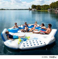 I soo Need this !!! Can you see me getting towed by the boat !! LOL !!!!