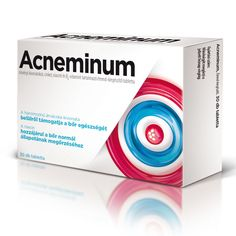 ACNEMINUM tabletta (30db) Packing, Bag Packaging