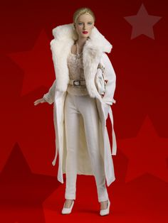 "Undercover - 16"" fashion doll"