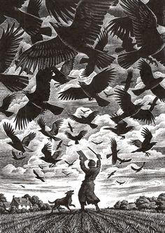 Andrew Davidson. British artist.