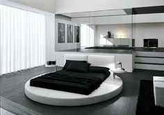 IKEA Circular Bed Catalogs | Circular Bed for Changing Trends Presotto Zero Bed_image