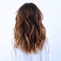 Medium Long Hair Styles