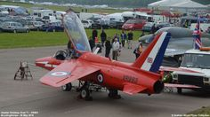 Hawker Siddeley Gnat T1 - XR993 by Graham Wood Photo Collection Folland Gnat, Wings Etc, The Spitfires, Nikon D3200, Red Arrow, Photo On Wood, Arrows, Great Britain, Graham