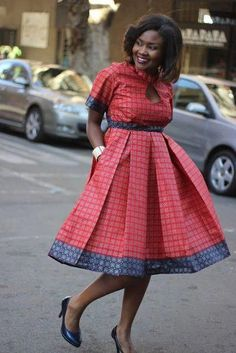 Smart Short Ankara Style Gown for Ladies .Smart Short Ankara Style Gown for Ladies African Print Dresses, African Dresses For Women, African Print Fashion, Africa Fashion, African Wear, African Attire, African Fashion Dresses, African Women, Ghanaian Fashion