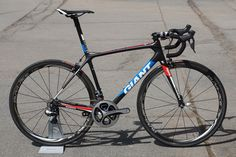 2016 Giant TCR Advanced SL team edition race road bike