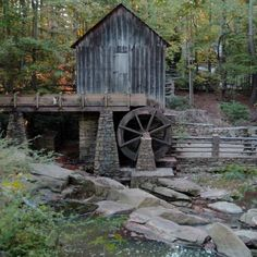 Lefler's Mill In Marietta - on the campus of Life College - off of Barclay Cir. Hall Co - GA