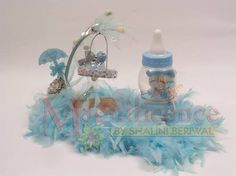 Baby Tray Decoration Magnificence Offering Baby Gift Packing Services Including Baby