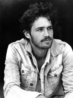fashion men tumblr style streetstyle hair beard denim jacket jeans