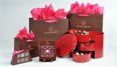 Julia Baker Packaging. MMM chocolate PD