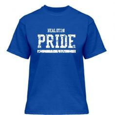 Healdton High School - Healdton, OK   Women's T-Shirts Start at $20.97
