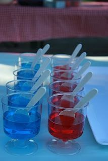 I love jelly at childrens parties