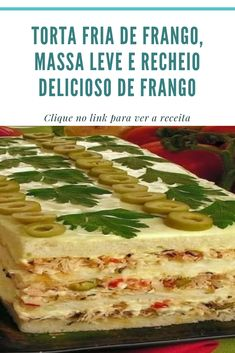 Food Discover My Recipes Chicken Recipes Cooking Recipes Healthy Recipes Sandwich Cake Clean Eating Recipes Snacking Brunch Good Food My Recipes, Chicken Recipes, Cooking Recipes, Healthy Recipes, Pizza And More, Sandwich Cake, Buffet, Portuguese Recipes, Appetizers For Party