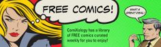 Free Comics Digital Comic Collection - Comics by comiXology I love comic books, reading is reading right? Well now we can read comics Digitally and FREE! Walking Dead, Superman, Turtles & More. This is a great store, easy to get around in, has subscriptions, I'm going to be spending too much time here, already I can tell.  NEW FREE Stuff each week.