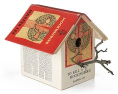 A (mocking)bird house