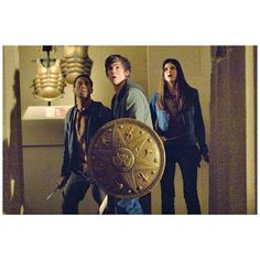 Percy Jackson and the Olympians The Lightning Thief ❤ liked on Polyvore