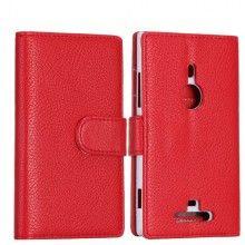 Funda Lumia 925 - Tipo Libro Rojo  $ 181.07