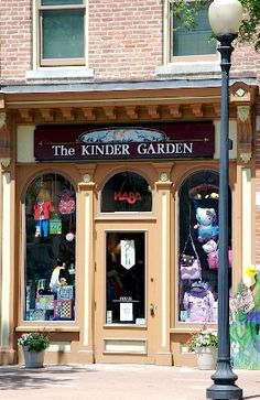The Kinder Garden - a children's boutique in Skaneateles, New York - google