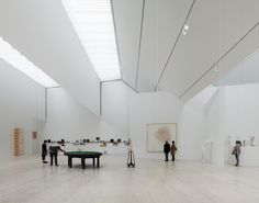 Museo Jumex / David Chipperfield Architects. #arquitectura  #museo #lucernario