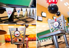 Retro Bowling Party with a Modern Twist