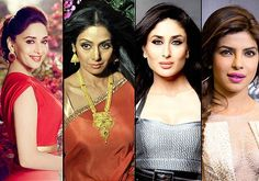 From Sridevi-Madhuri to Kareena-Priyanka, Bollywood's famous 'cat fights' decoded! (see pics)