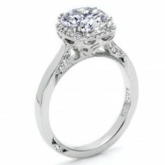 Tacori 2620RD: Engagement Ring