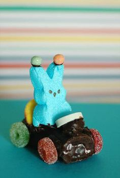 Bunny racers!