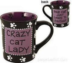 Cups for Cat Lovers!