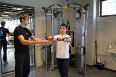 Opleiding fitness-sportverzorger | SYNTRA Limburg | Uw opleiding, onze zaak