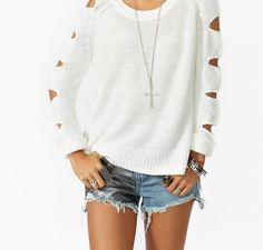 Possible diy with old or sale sweater