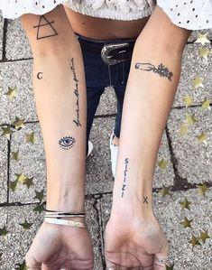 54 Unique Small Tattoo Design Ideas For Girls - Page 19 of 54 - Fashion Lifestyl. - Tattoo, Tattoo ideas, Tattoo shops, Tattoo actor, Tattoo art - 54 Unique Small Tattoo Design Ideas For Girls – Page 19 of 54 – Fashion Lifestyl… - Small Girl Tattoos, Little Tattoos, Mini Tattoos, Body Art Tattoos, Tattoos For Women, Tatoos, Small Tattoos On Arm, Sleeve Tattoos, Sexy Tattoos