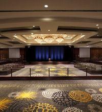New Look for Ballroom at L.A.'s Hyatt Regency Century Plaza