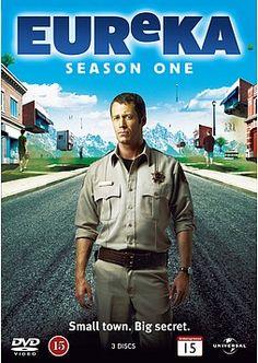 Eureka wish it was still on Small Towns, Seasons, Baseball Cards, Film, Reading, Movie, Watch, Tv Series, Clock