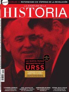 La Aventura de la Historia. Nº 204, octubre 2015