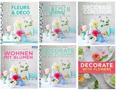 Decorate With Flowers For Spring! Inspiring Things, Beautiful Things, Print Magazine, Hello Everyone, Spring Time, Holi, Are You Happy, English Uk, Entertaining