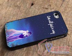 Venombite Phone Cases - The Lion King Love Quotes Phone Case For iPhone 4/4s Cases, iPhone 5 Cases, iPhone 5S/5C Cases, iPhone 6 cases