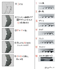 Manga Drawing Tutorials, Drawing Techniques, Drawing Tips, Digital Painting Tutorials, Digital Art Tutorial, Art Tutorials, Body Reference Drawing, Anatomy Reference, Art Reference