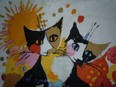 HUGE Cotton Rosina WACHTMEISTER  Tea Towel by Ourvintagestyle, $10.00