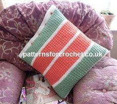 pfc163-Scatter Cushion crochet pattern | Craftsy