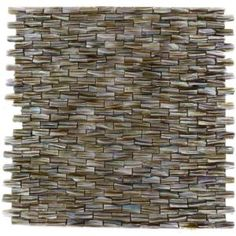 Us 220 Fashion Brick Natural Shell Mosaic Tile Mother Of Pearl Kitchen Backsplash Shower Background Bathroom Backsplash Wall Tiles In Wallpapers Stone Mosaic Tile, Mosaic Wall Tiles, Mosaic Glass, Glass Art, Splashback Tiles, Kitchen Backsplash, Gloss Matte, Feature Tiles, Brick Patterns