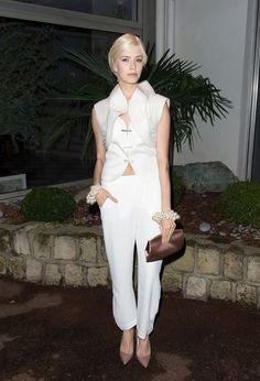 Elena Perminova Photos - Celebs at the Sidaction Gala Dinner - Zimbio