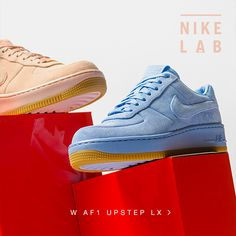 on sale dd01a c21f8 Nikelab Air Force 1 Upstep LX Air Force Ones, Air Force 1, Nike Air